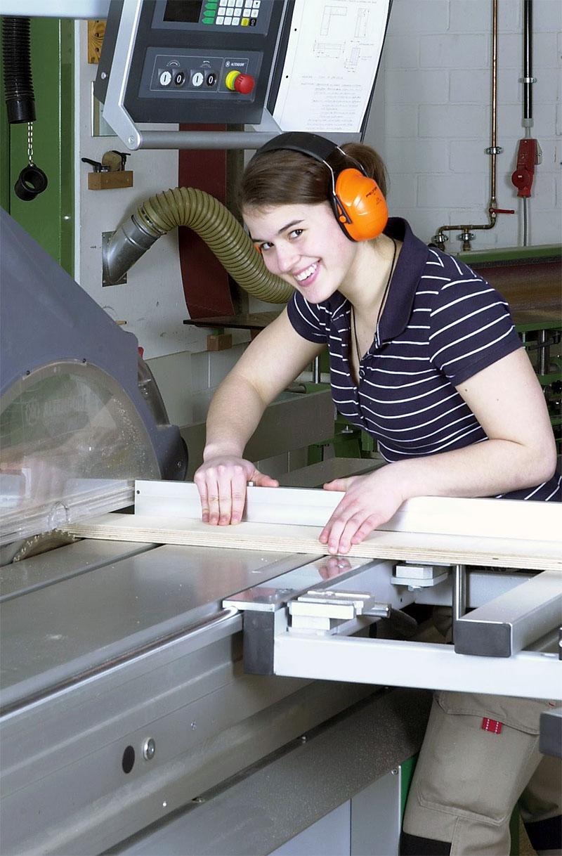 Berufsschule Holz