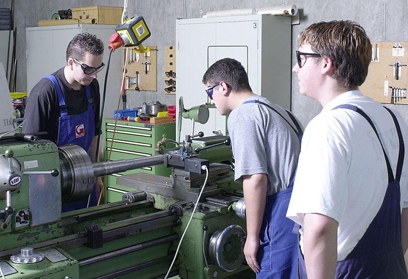 Sonderberufsschule Metall