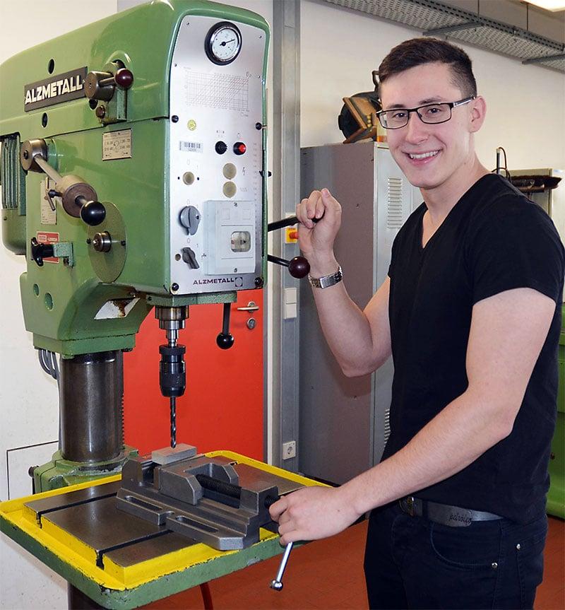 Fachkraft für Metalltechnik