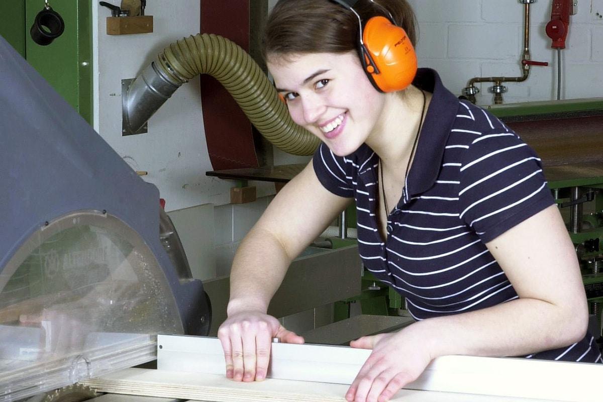 Abteilung Holz