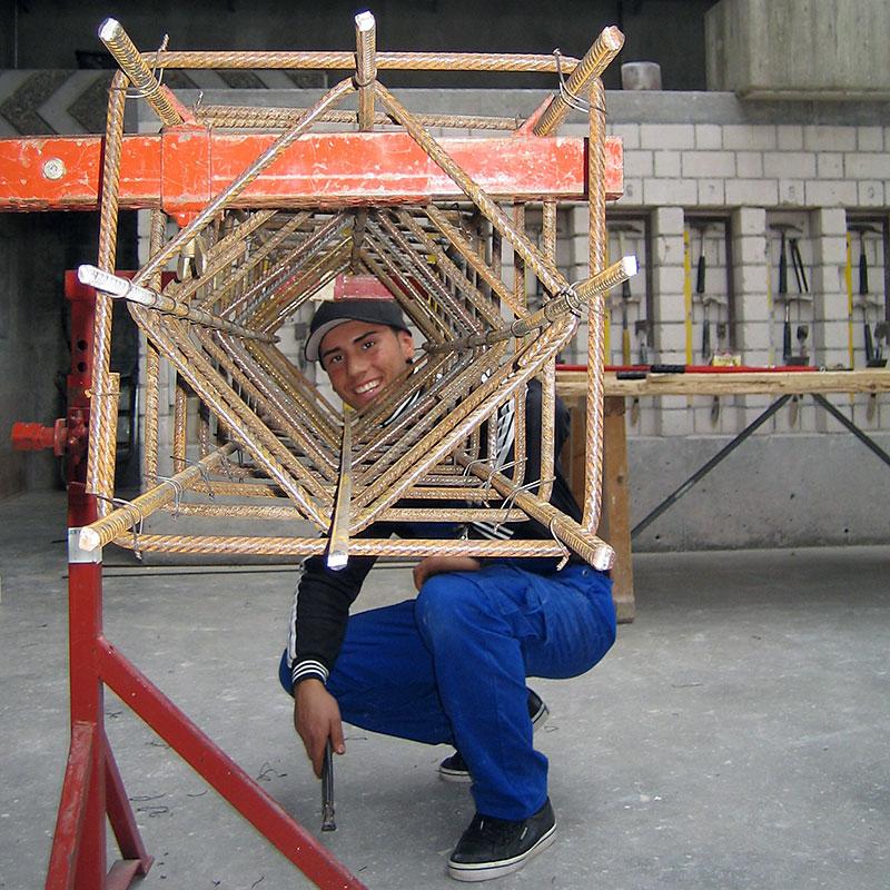 Berufsschule Bau