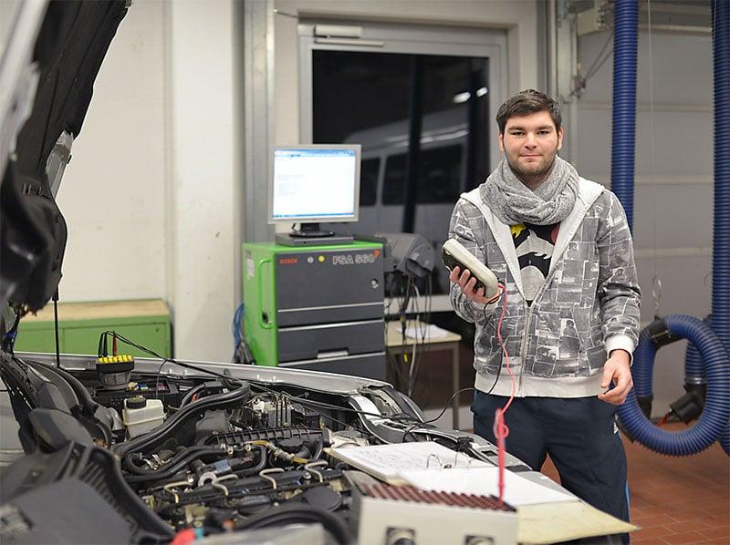 KFZ Personenkraftwagentechnik