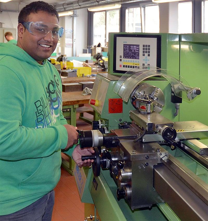 Berufsfachschule Metall