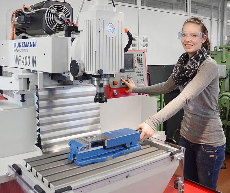 Maschinen und Anlagenführer Metall