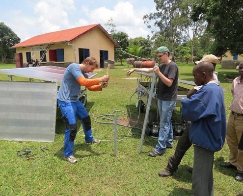Schulpartnerschaft Kongo
