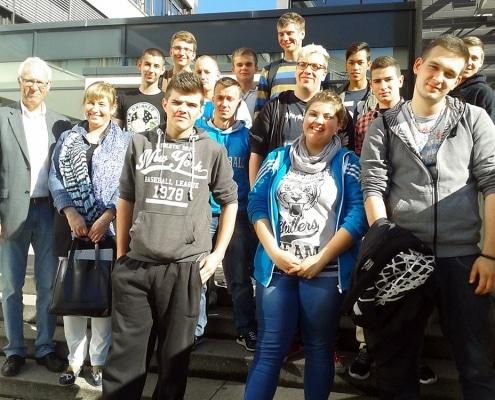 Schüleraustausch Polen