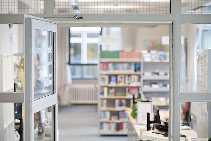 Philipp-Matthäus-Hahn-Schule Bibliothek