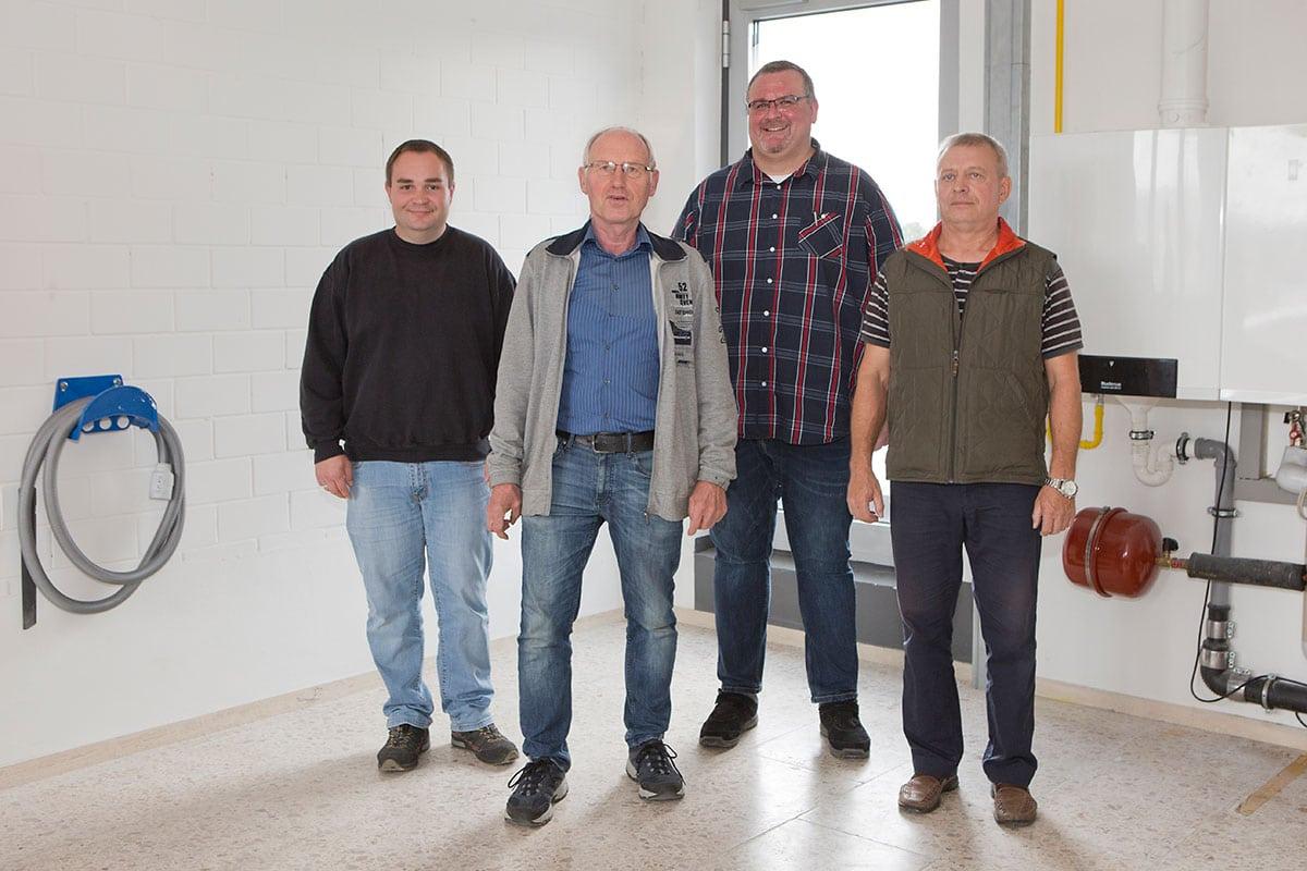 Haustechniker der Philipp-Matthäus-Hahn-Schule
