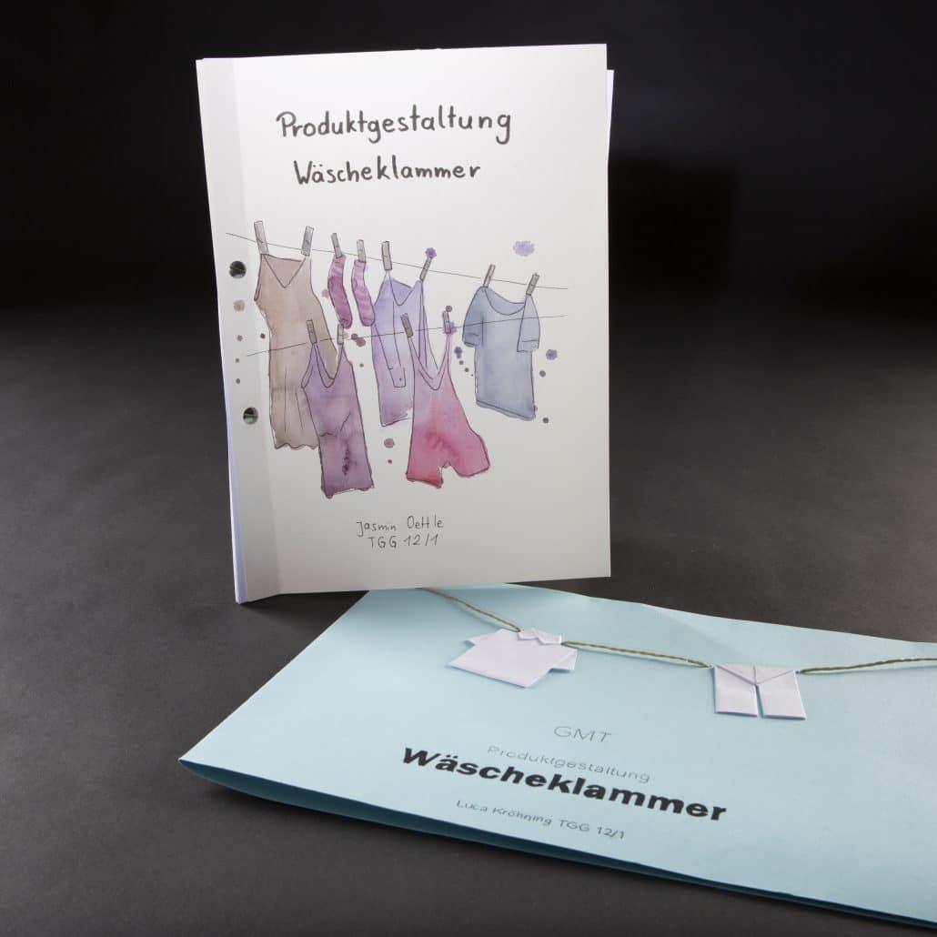 """Produktdesign zum Thema """"Wäscheklammer"""""""